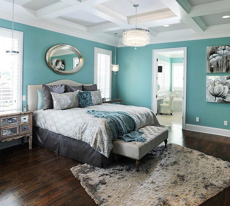Каким цветом сделать спальню?