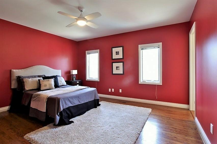 Каким цветом сделать спальню