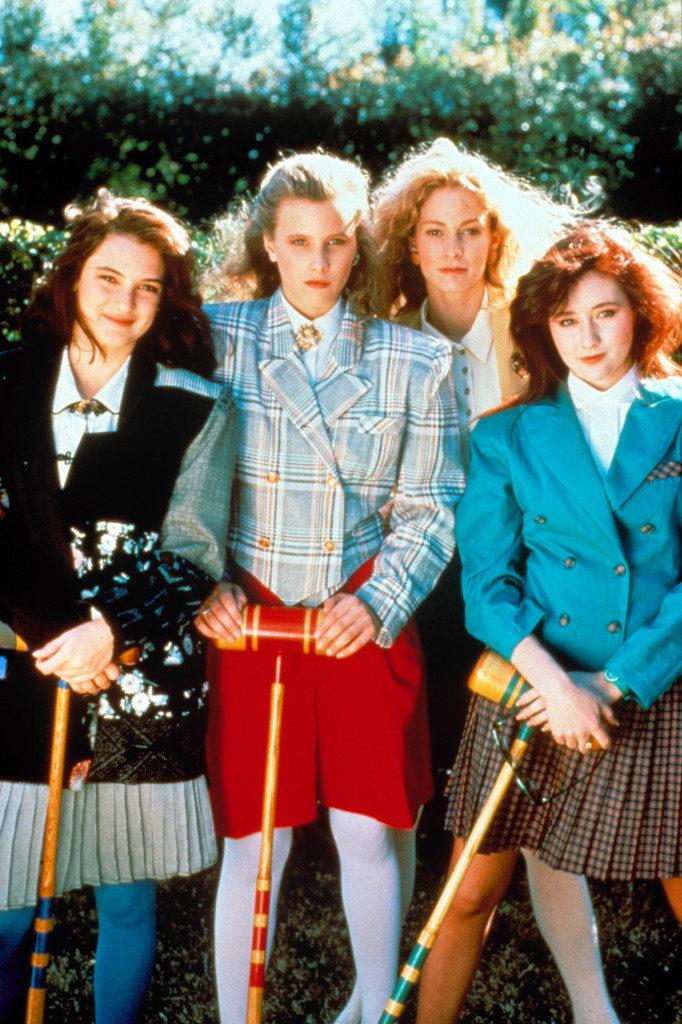 Главные тенденции моды 80-х