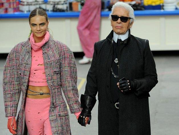 необычные модные показы разных лет