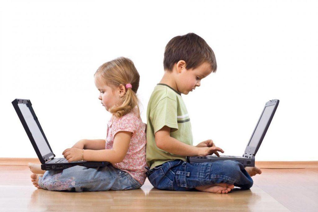 Когда следует покупать компьютер для ребенка