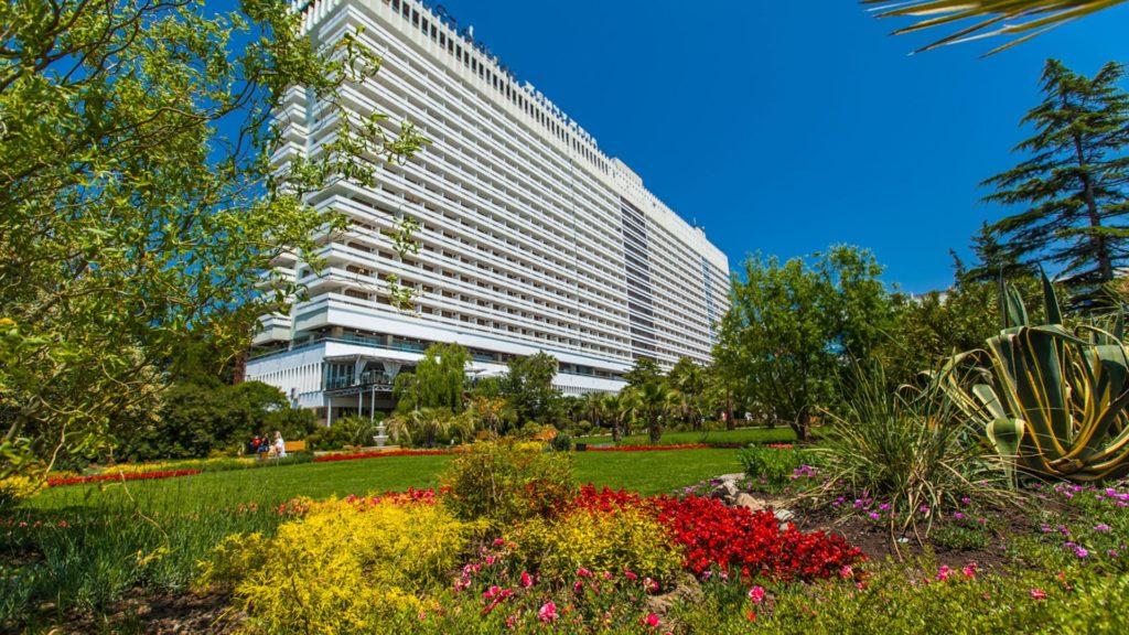 Отель Жемчужина в Сочи