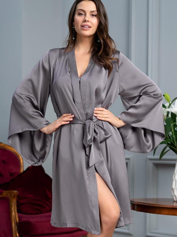 Домашняя одежда о халатах
